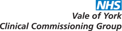 NHS Vale of York CCG logo